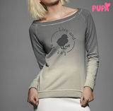 Women's - Live and let live - Sweatshirt_