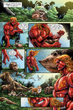 Earthling Vegan Warrior: 4 book set - Graphic novel_
