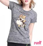 Run run run - Sport t-shirt - WOMEN_