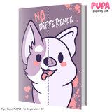Pupa Vegan PURPLE - hardcover - No difference_