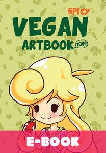 E-BOOK - Vegan Artbook SPICY