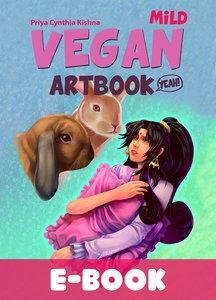 E-BOOK - Vegan Artbook MILD