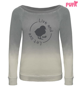 Women's - Live and let live - Sweatshirt