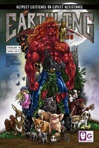 Earthling: Vegan warrior - #1